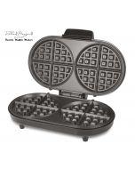Richard Bergendi Double Waffle Maker, Gofrisütő, 1200 W