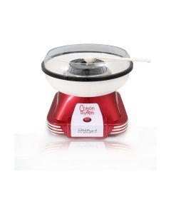 Vattacukor készítő Cotton Candy Machine, 500W, mérőkanállal