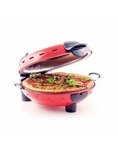 Forróköves elektromos pizzasütő - Richard Bergendi Stonebake Pizza Oven
