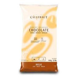 Belgickč čokoláda Mliečna 10kg callebaut